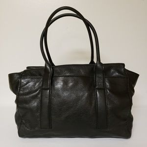 Micheal Kors Leather Pebbled Satchel